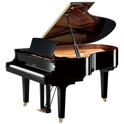 Yamaha C3X Polished Ebony