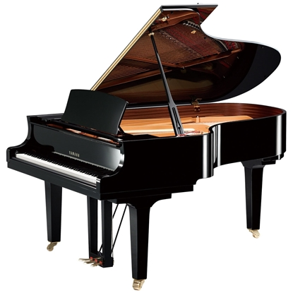 Yamaha C5X Polished Ebony