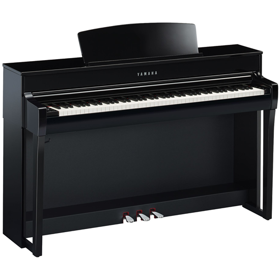 Yamaha CLP-745PE Polished Ebony